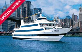 Spirit of NY Dinner Cruise