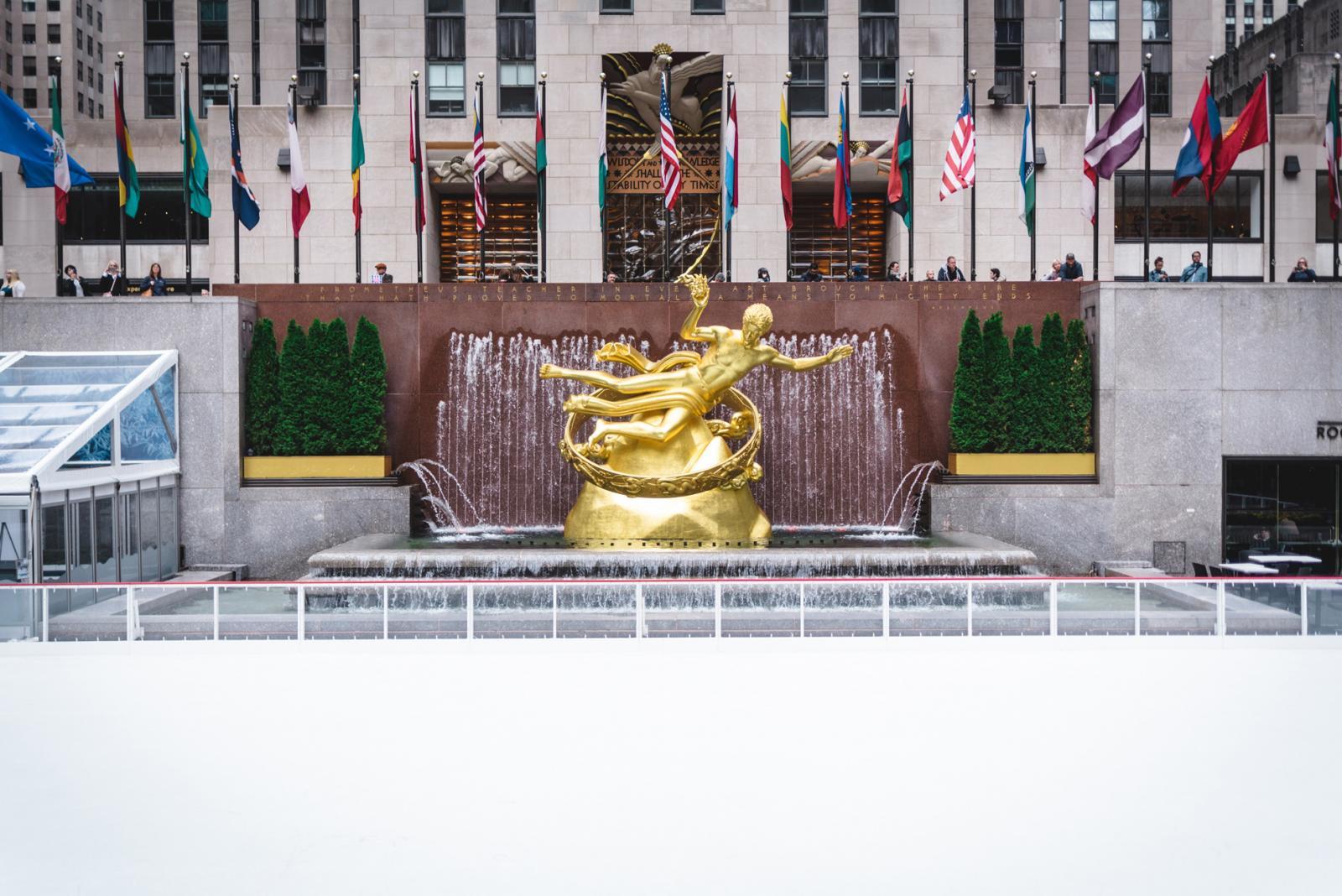 Ice RInks in New York
