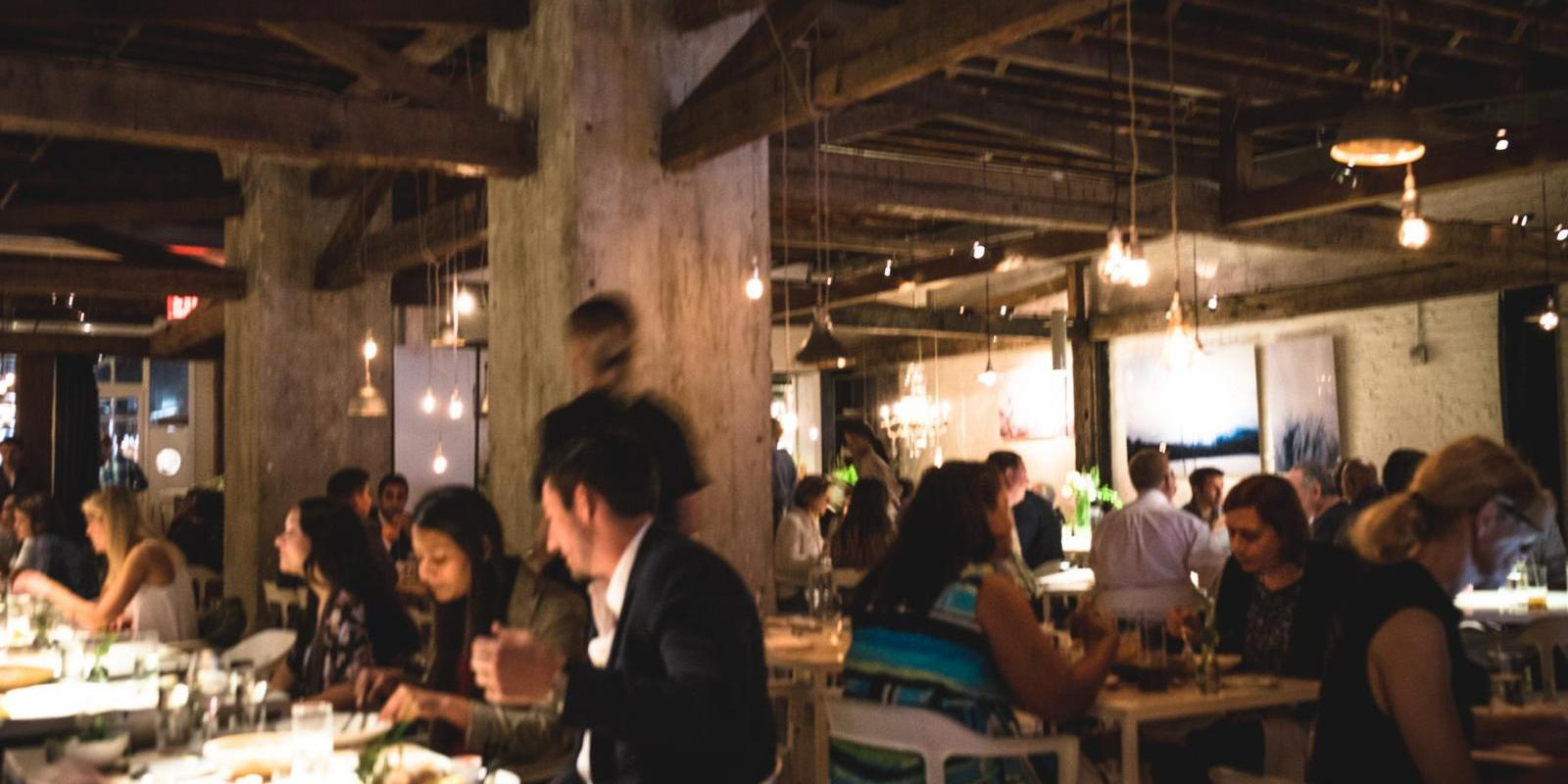 ABC Kitchen NYC - A Lunch Hot Spot in Midtown Manhattan