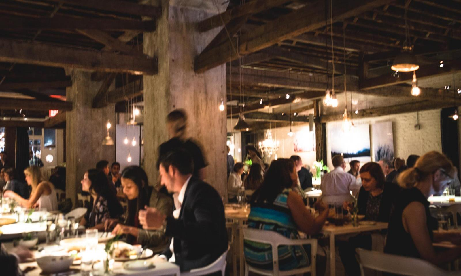 Loving New York & ABC Kitchen NYC - A Lunch Hot Spot in Midtown Manhattan