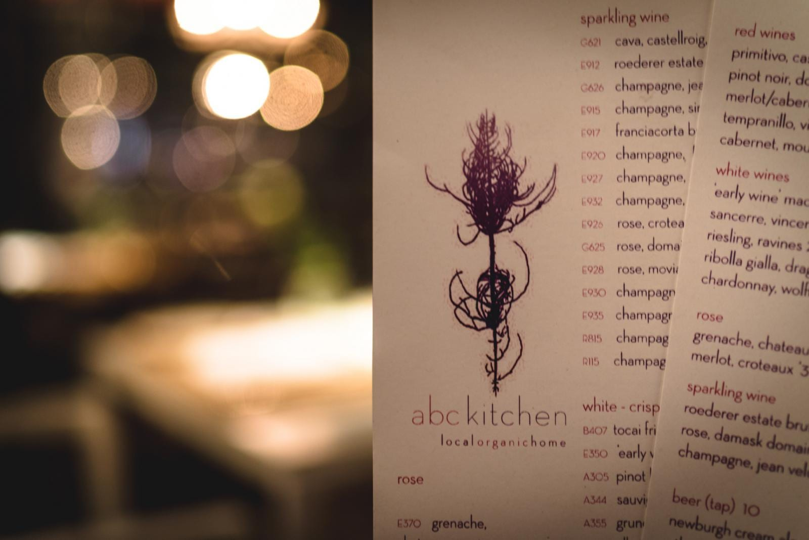 ABC Kitchen in NYC