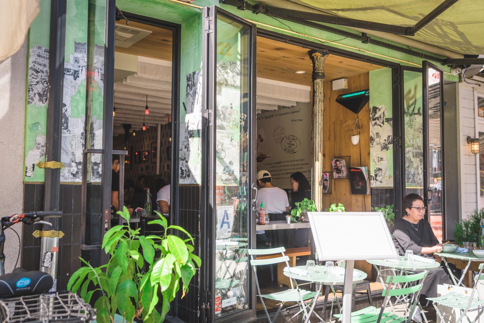 BoCaphe: Vietnamese–French Cuisine