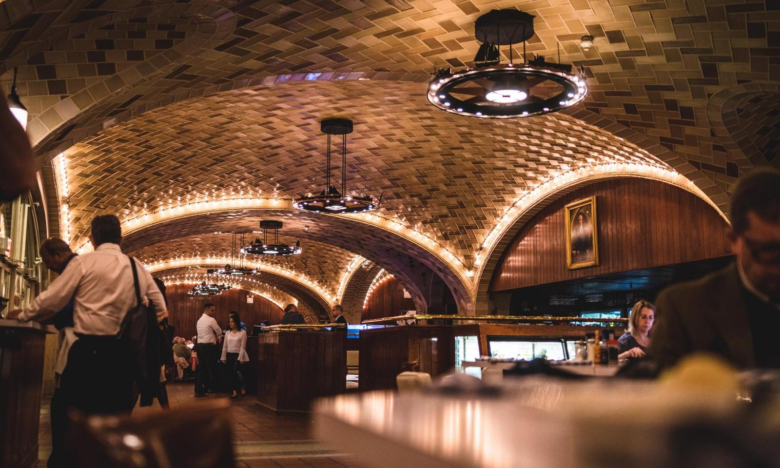 Grand Central Oyster Bar NYC - But is it Really That Grand?