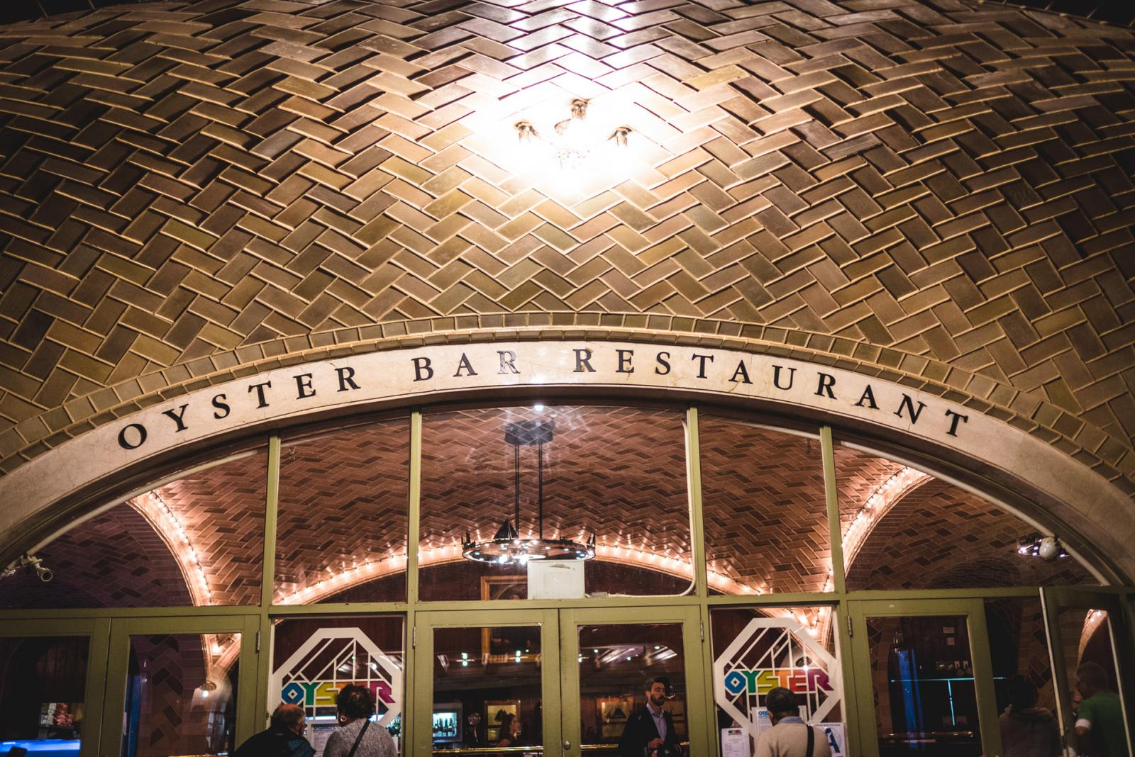 Grand Central Oyster Bar NYC – But is it Grand?