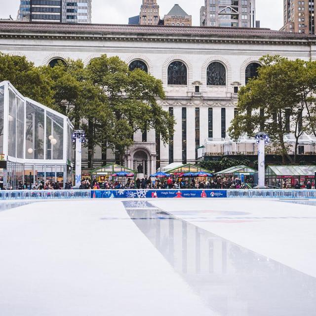 The Top Ice Rinks in New York City