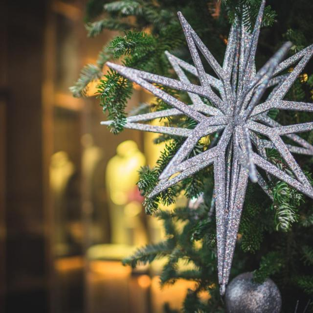 The Most Beautiful Holiday Windows in New York