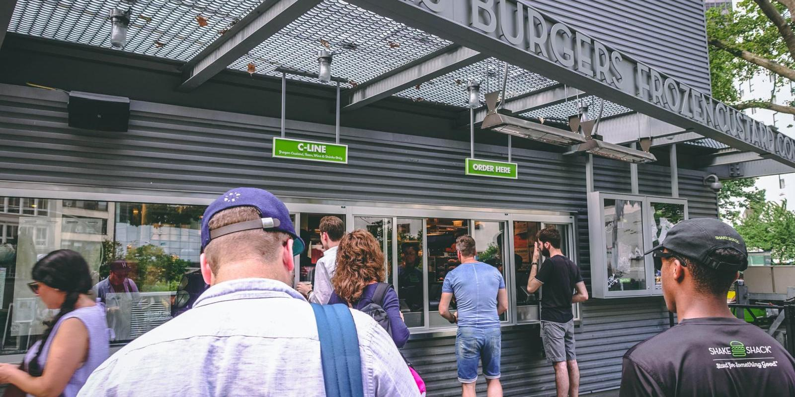 Shake Shack New York - The Best Burger In Town?