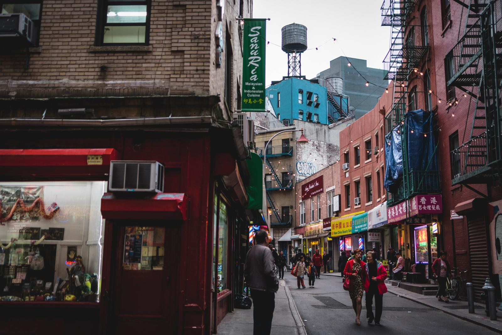 Things to do in Chinatown NYC