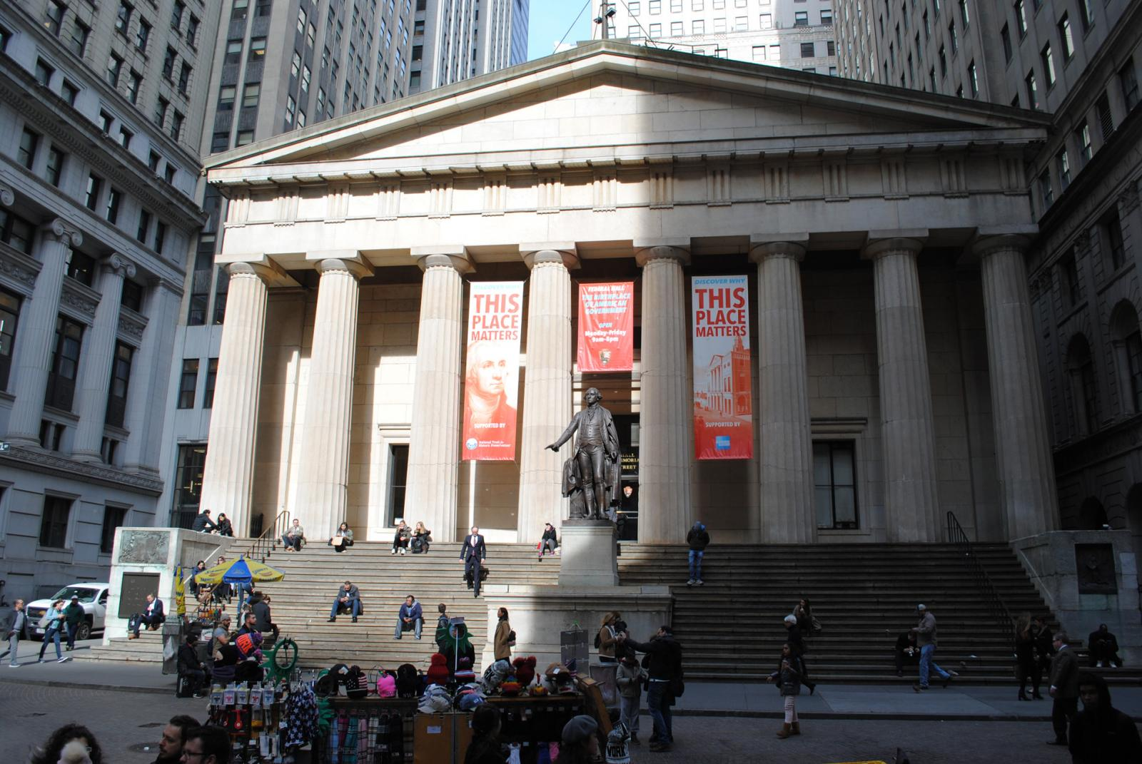 Things to do on Wall Street