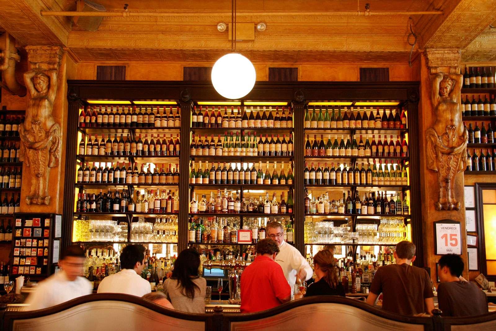 Restaurant Balthazar NYC
