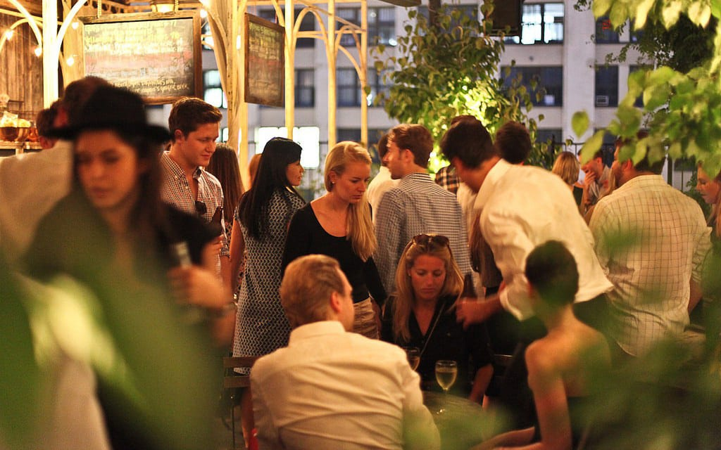 Gallow Green Rooftop Bar