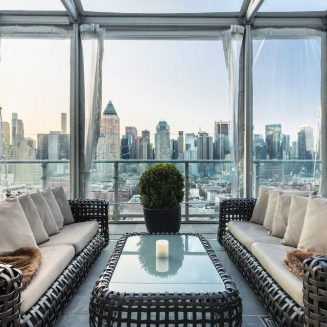 The Press Lounge – Rooftop Bar in Hell's Kitchen