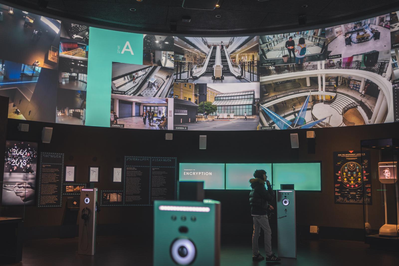 Spyscape Museum NYC