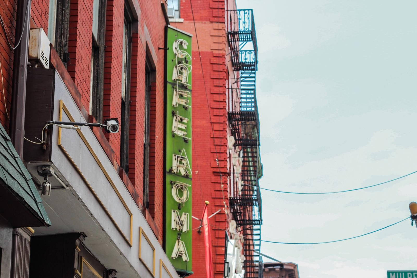 Things to do in Little Italy NYC