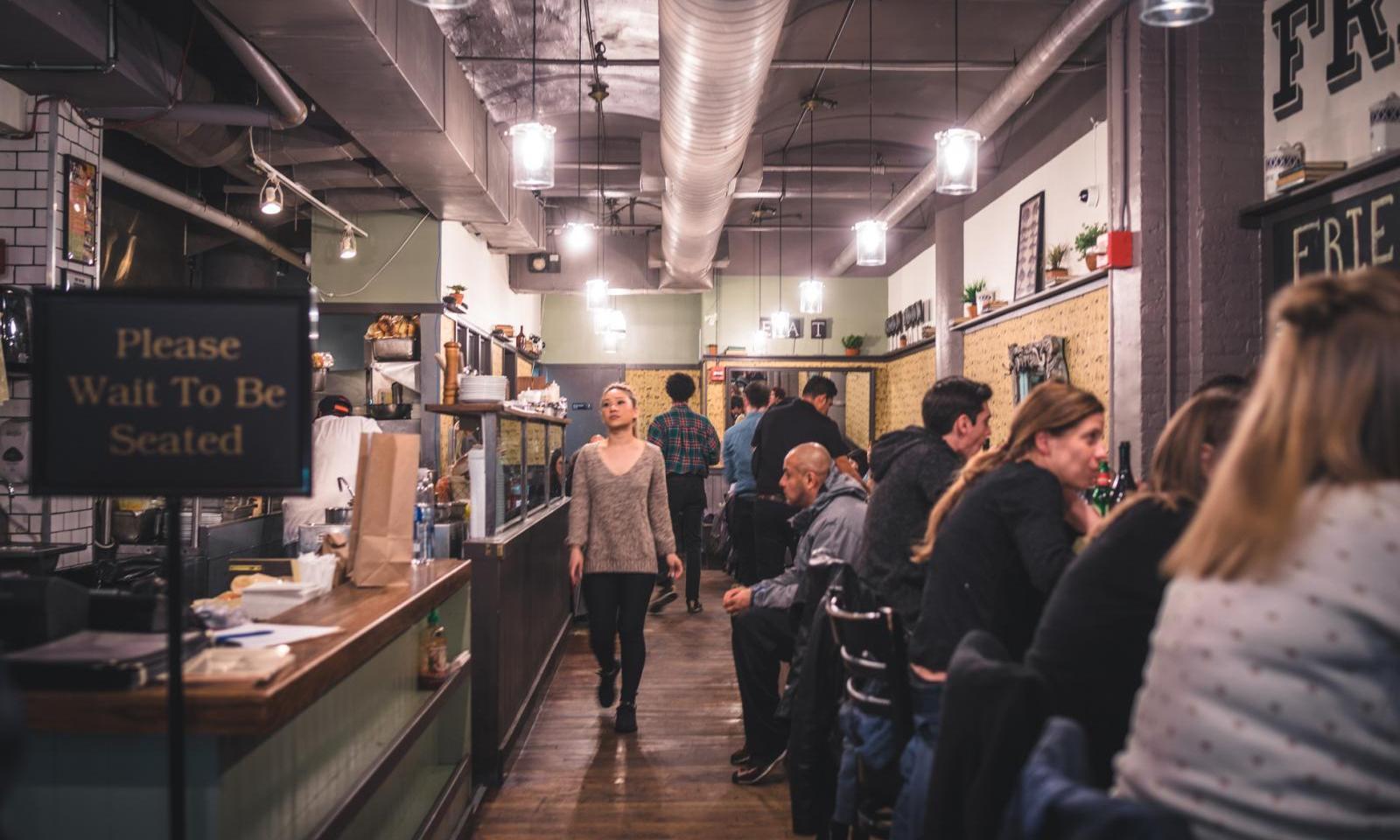 Friedman's Lunch in Chelsea Market - Gluten-free Comfort Food