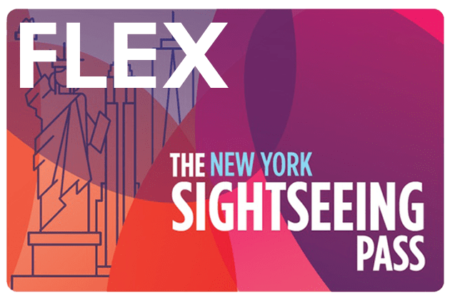 NYC Sightseeing FLEX Pass