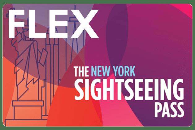 NYC Sightseeing FLEX Pass