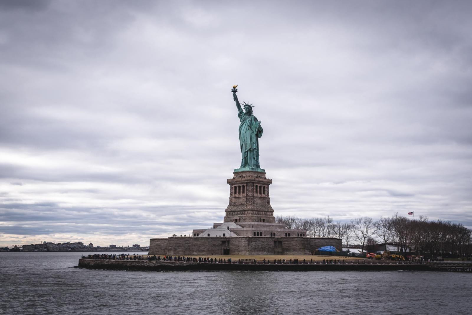 Statue of Liberty and Ellis Island Tour-