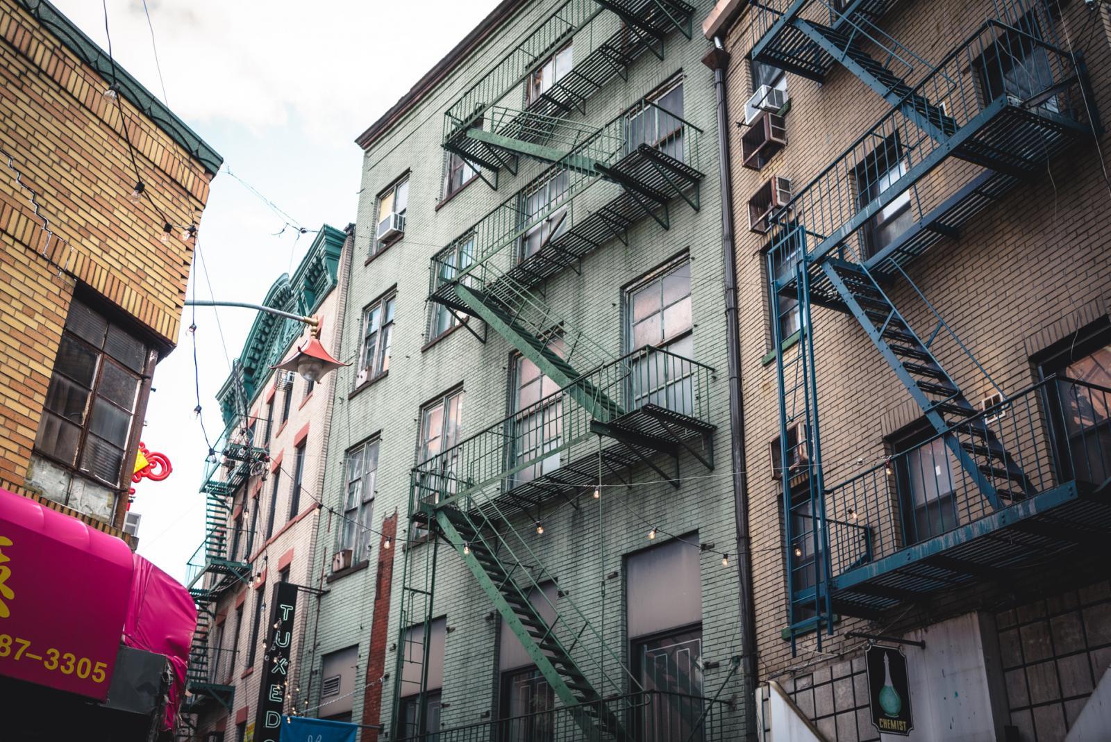 Nom Wah Tea Parlor NYC