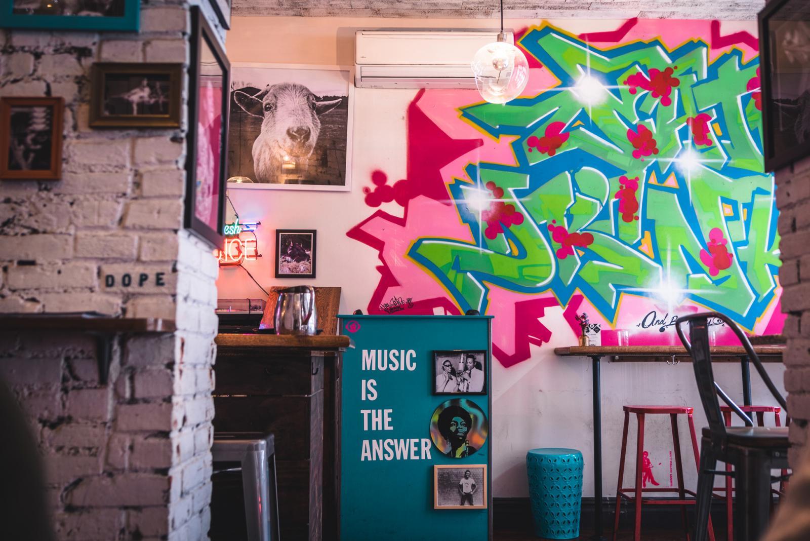 Urban Vegan Kitchen NYC – A Hip Restaurant in the West Village