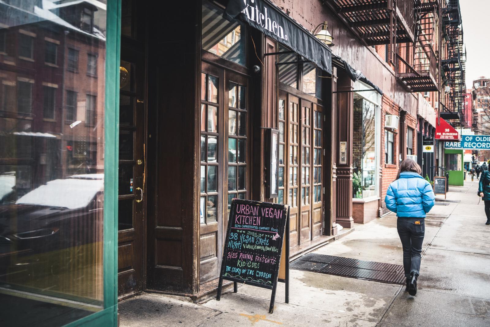 Urban Vegan Kitchen NYC