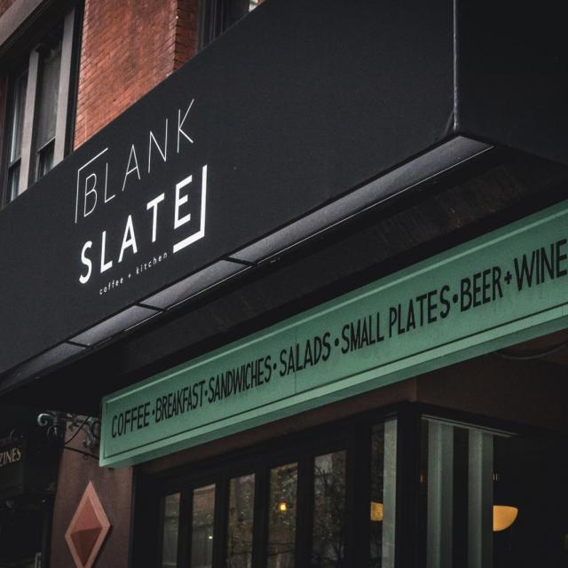 Blank Slate NYC – Coffee + Kitchen