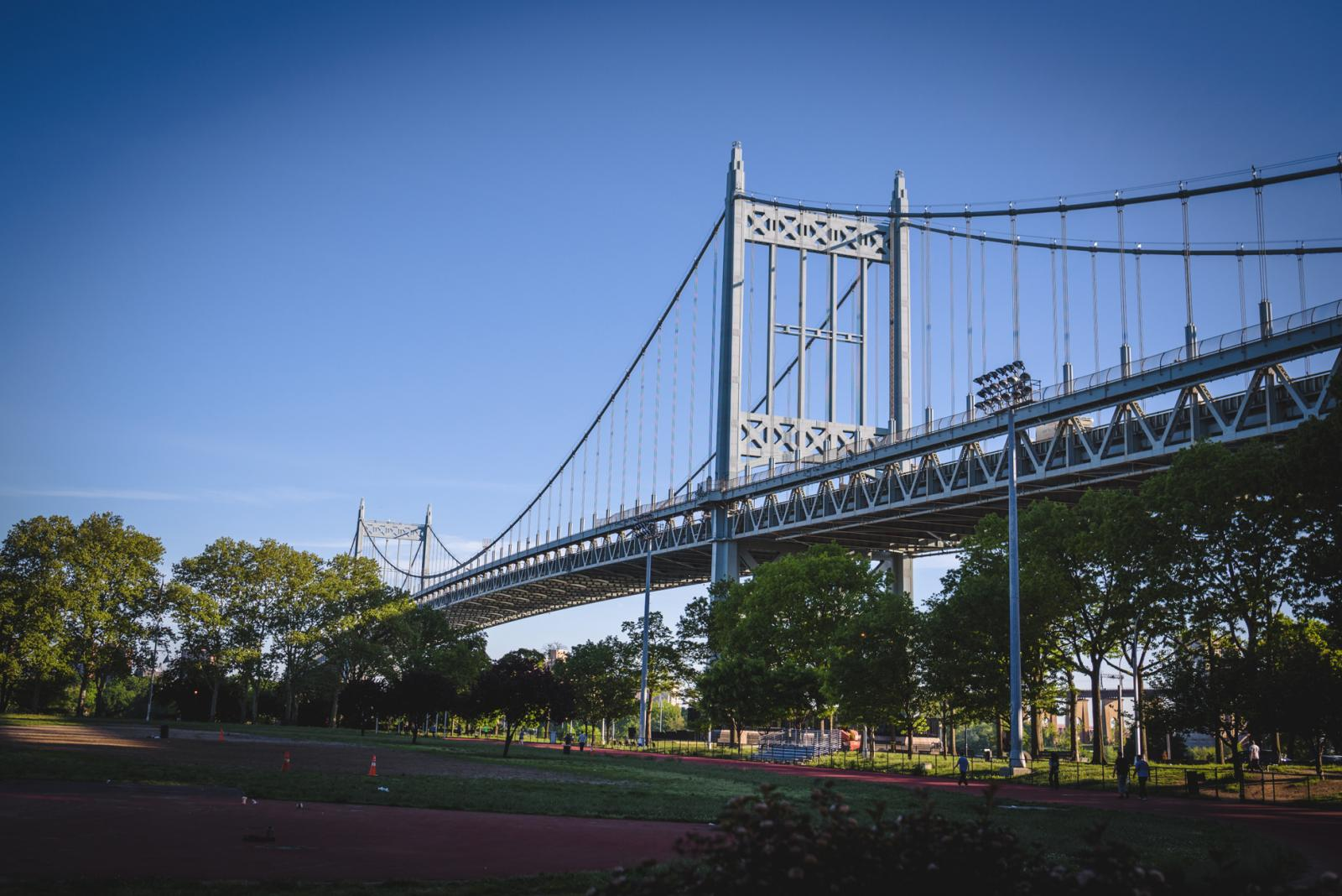 One of the best things to do in Astoria is being at Astoria Park