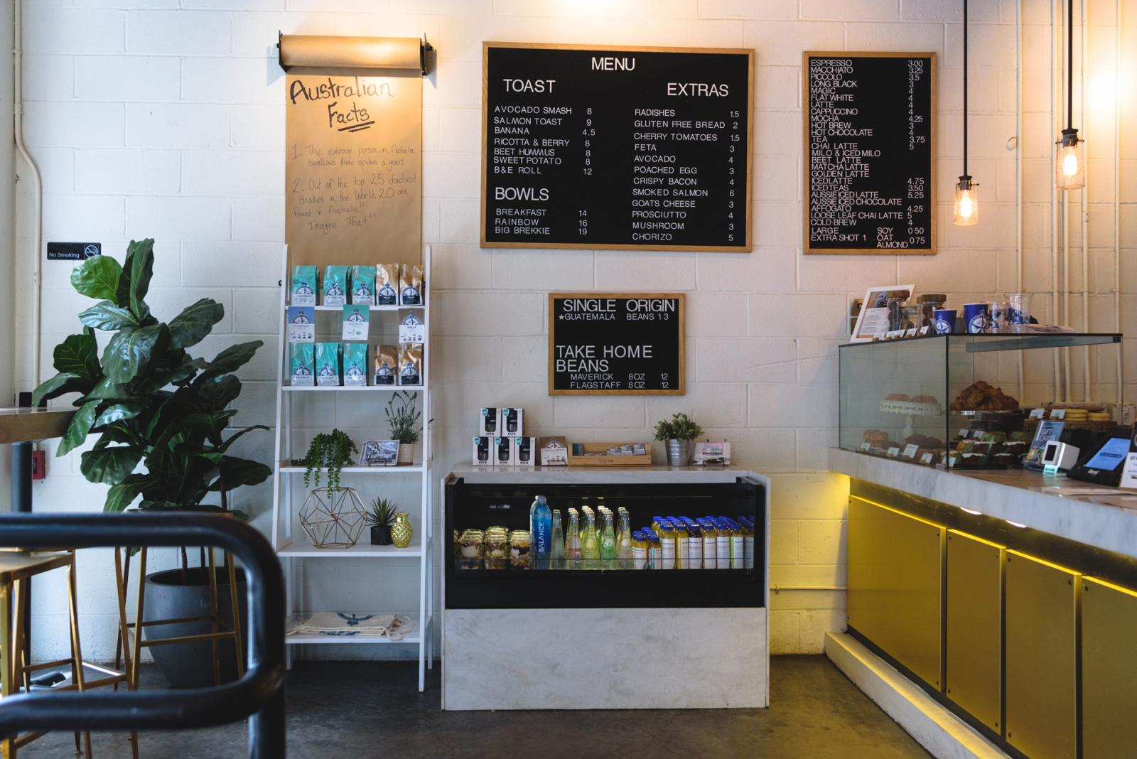 Bluestone Lane Coffee New York