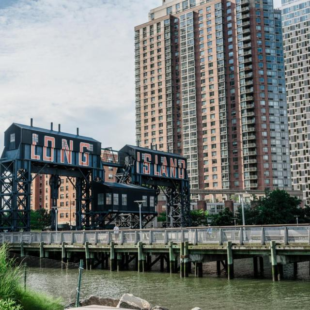 Gantry Plaza State Park – Long Island City's Go To Park