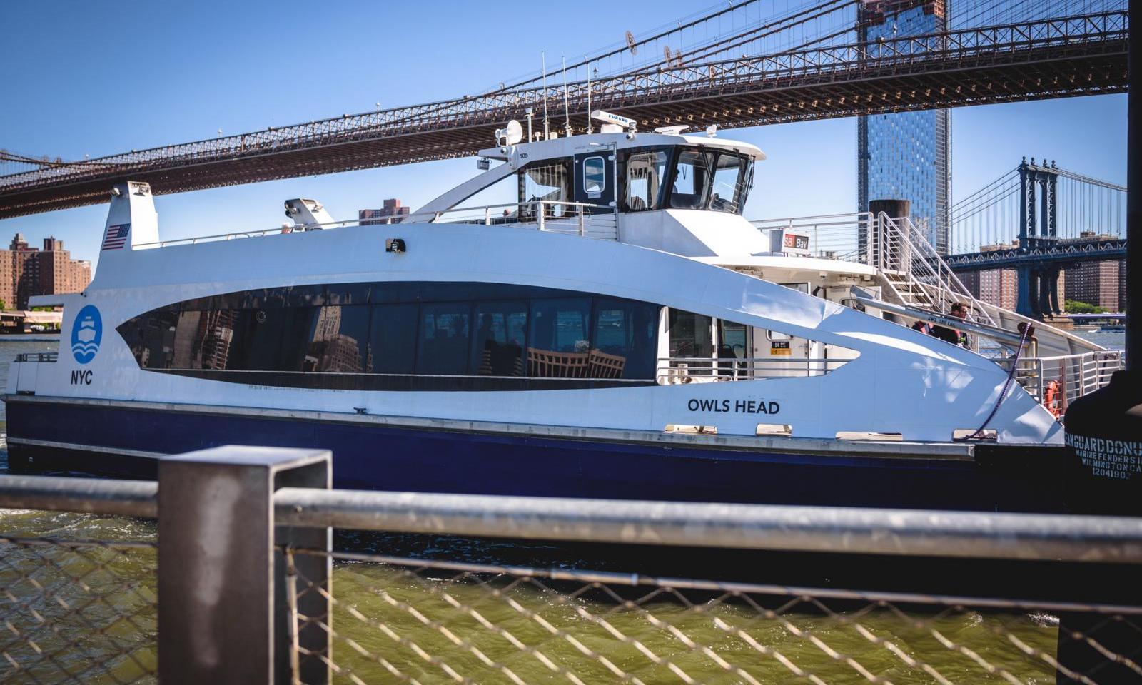 new york ferry