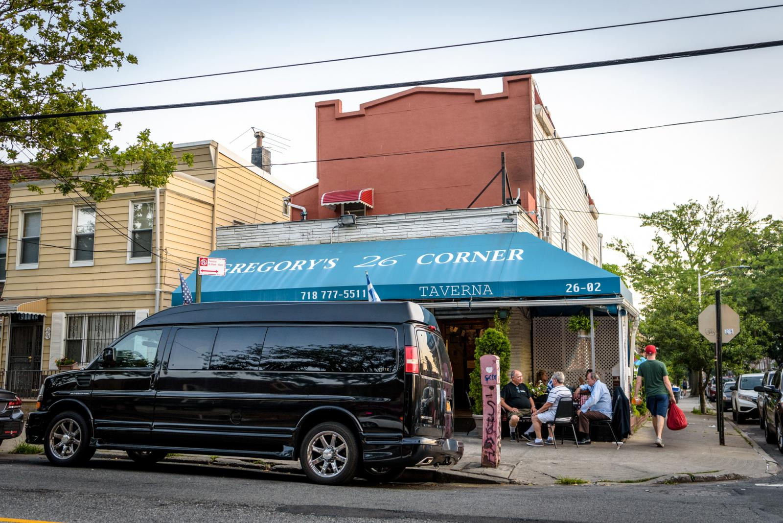 Gregory's 26 Corner Taverna in Astoria