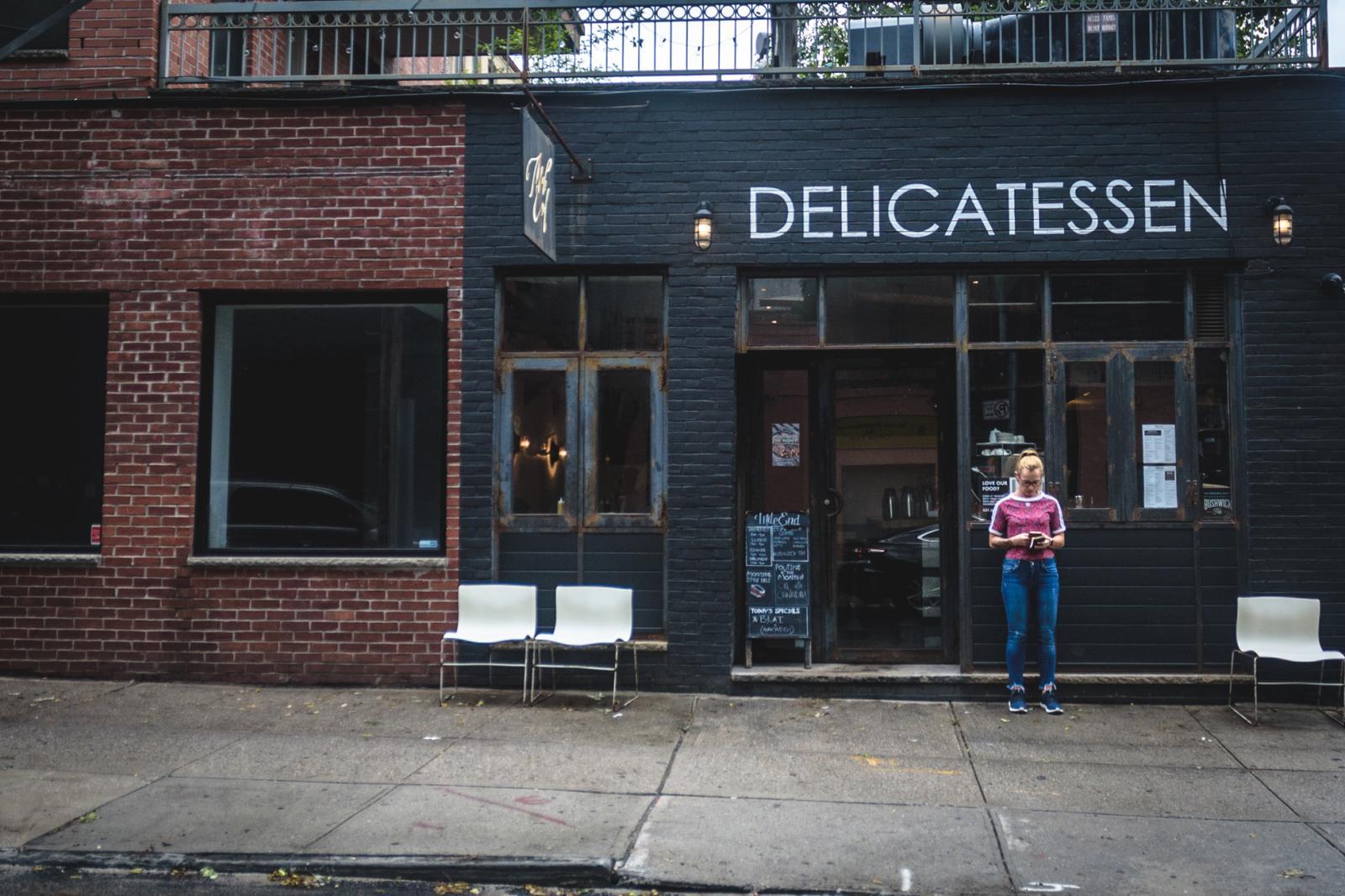 Mile End Delicatessen Brooklyn
