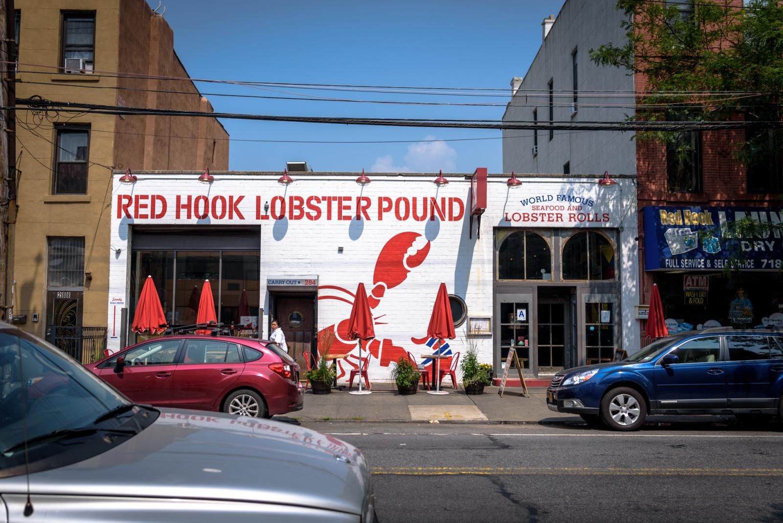 Red Hook Lobster Pound in Brooklyn