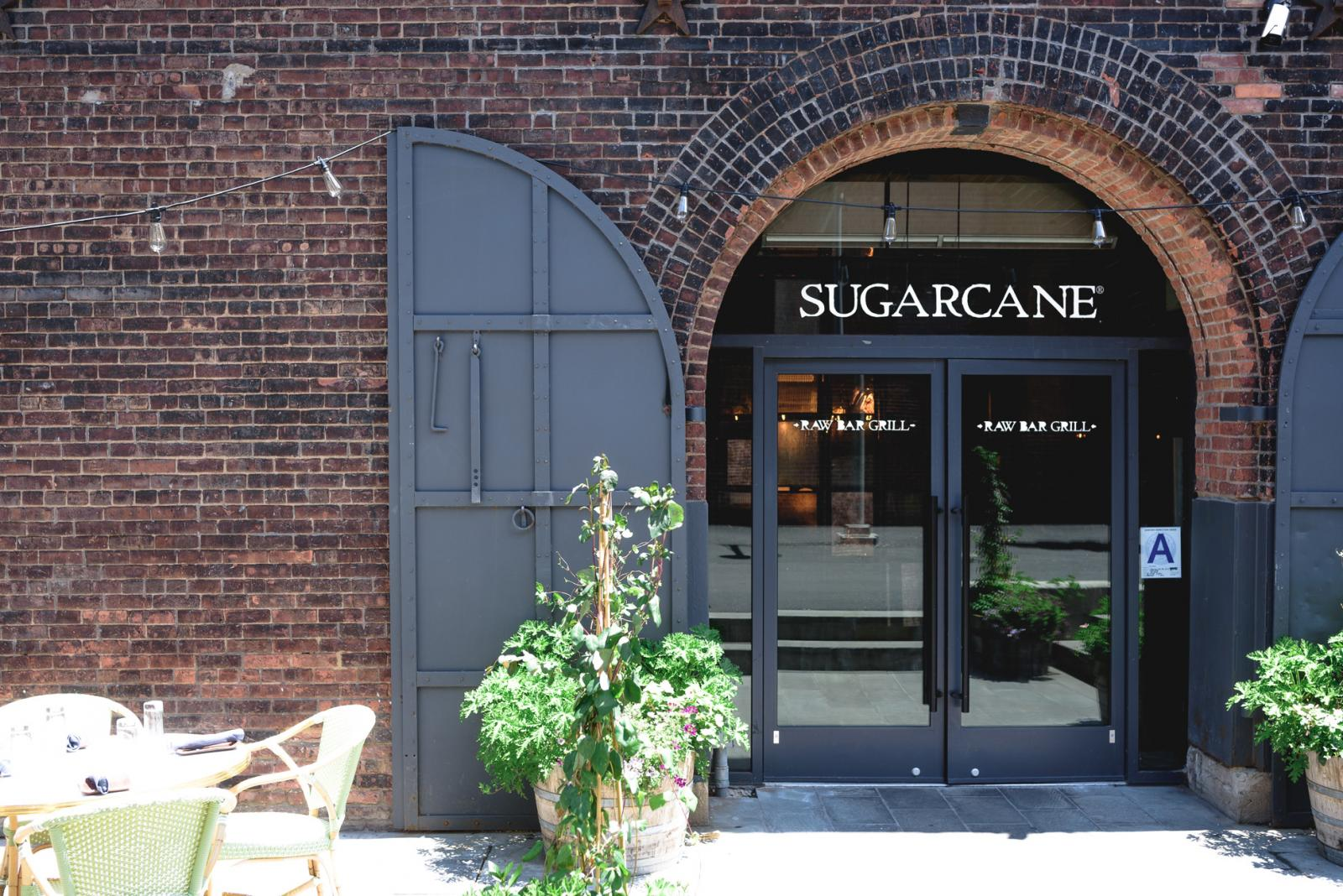 SUGARCANE raw bar grill Restaurant in DUMBO