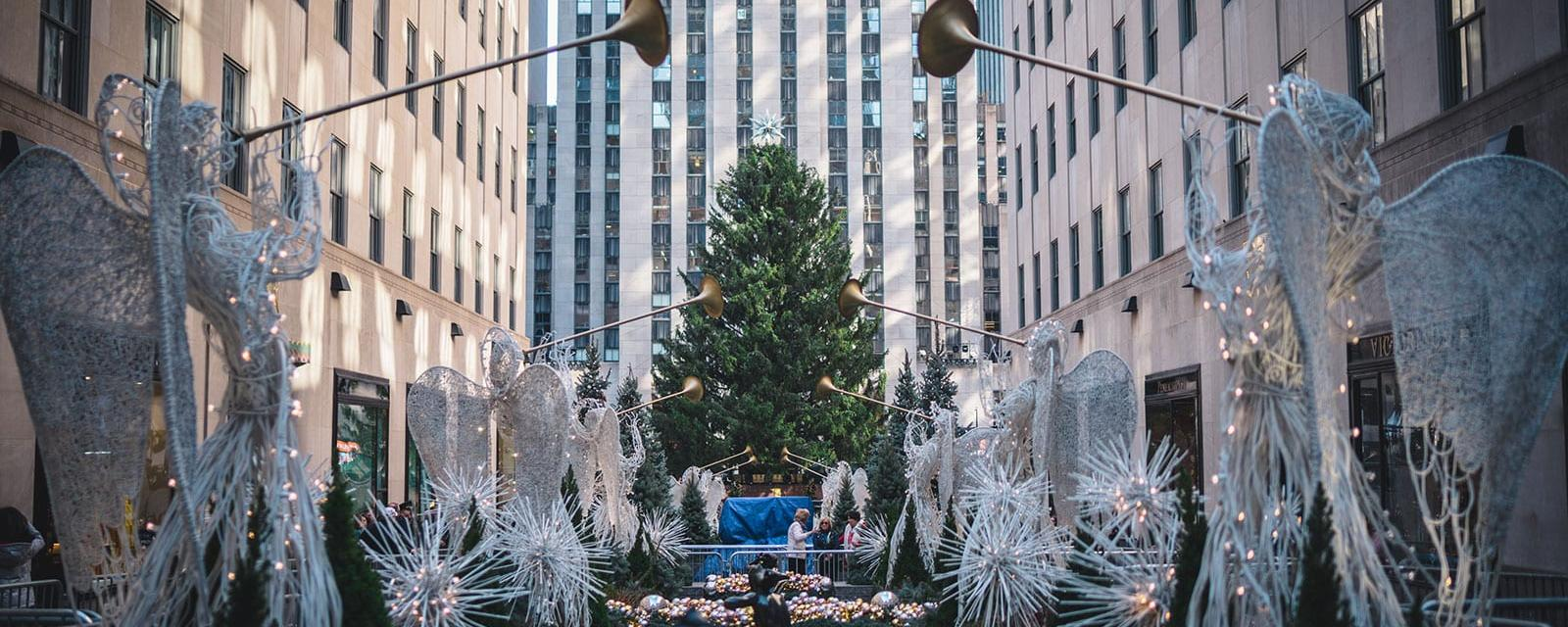 Celebrating the Holidays in NYC