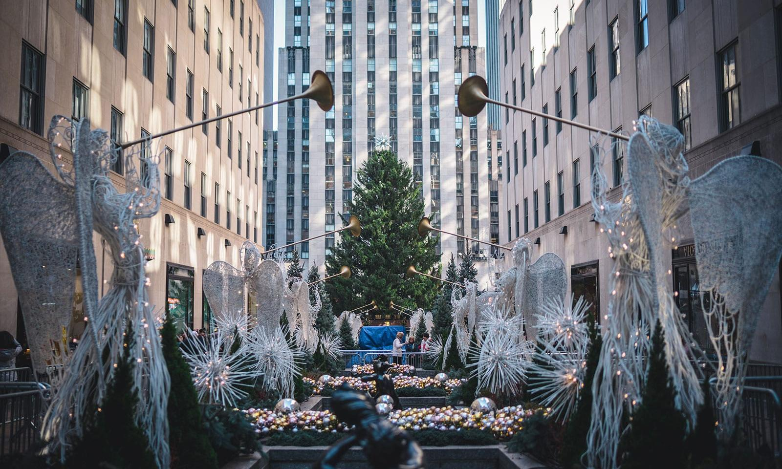 Christmas in New York - The Ulitmate Guide 2018