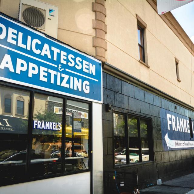 Frankel's Delicatessen Brooklyn