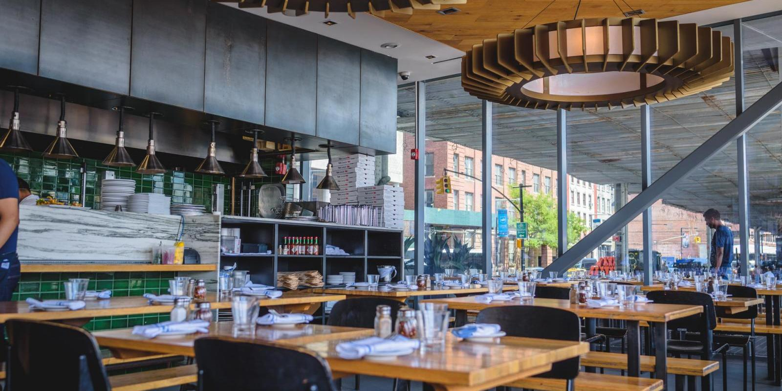 lovely industry kitchen seaport | Industry Kitchen South Street Seaport - Lunch by the East ...