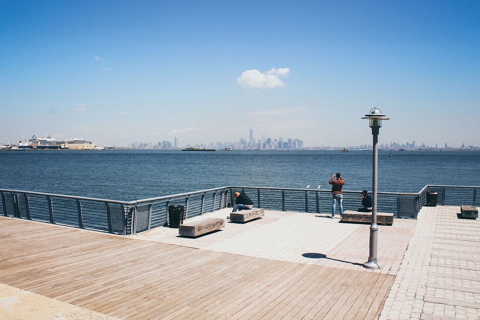 Image result for Fort Wadsworth to Great Kills promenade staten island