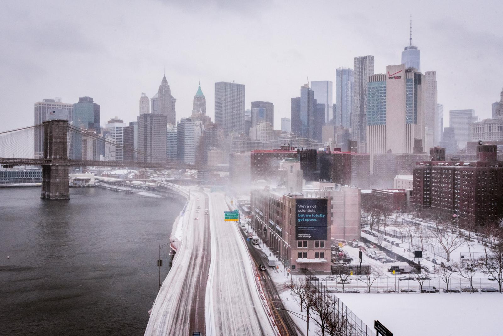 New York Januar 2020