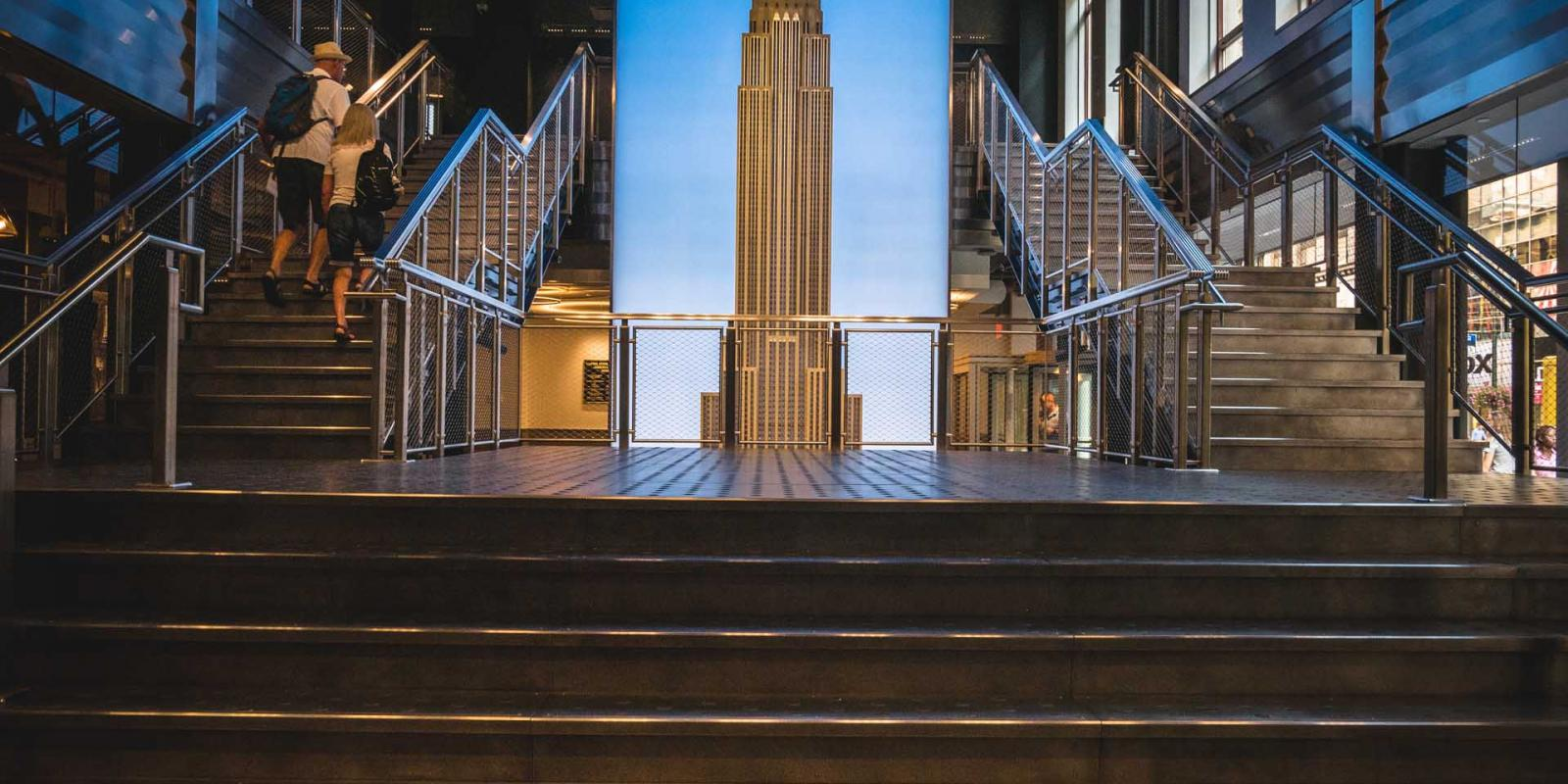 ✅ Empire State Building in New York | Cheap Tickets