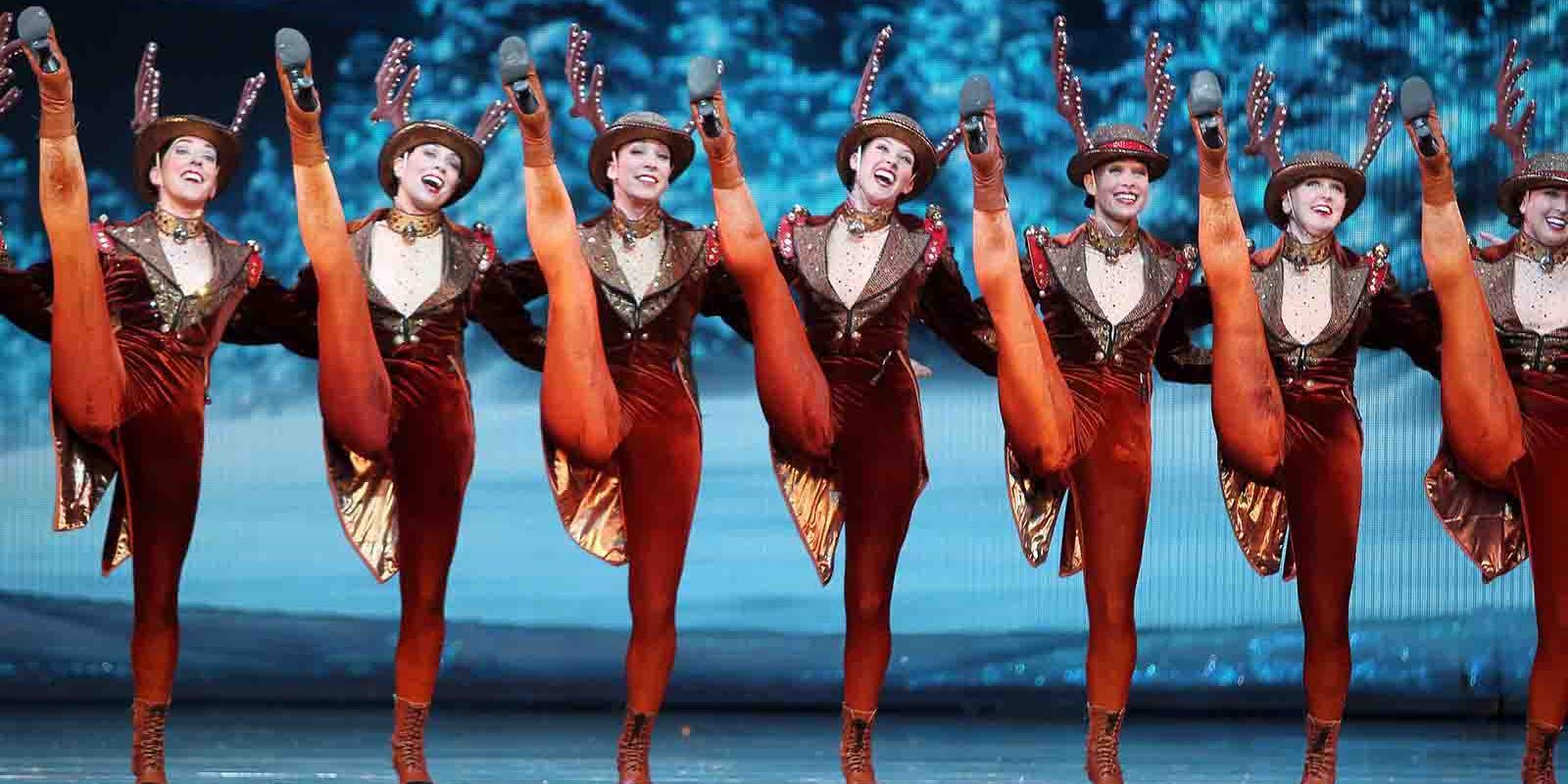 The Rockettes en Nueva York