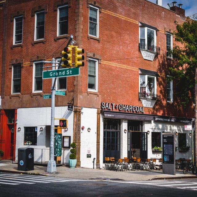 Salt + Charcoal in Brooklyn – A Japanese Steakhouse in Williamsburg
