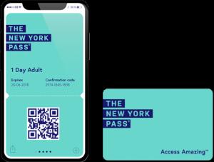 Mobile New York Pass