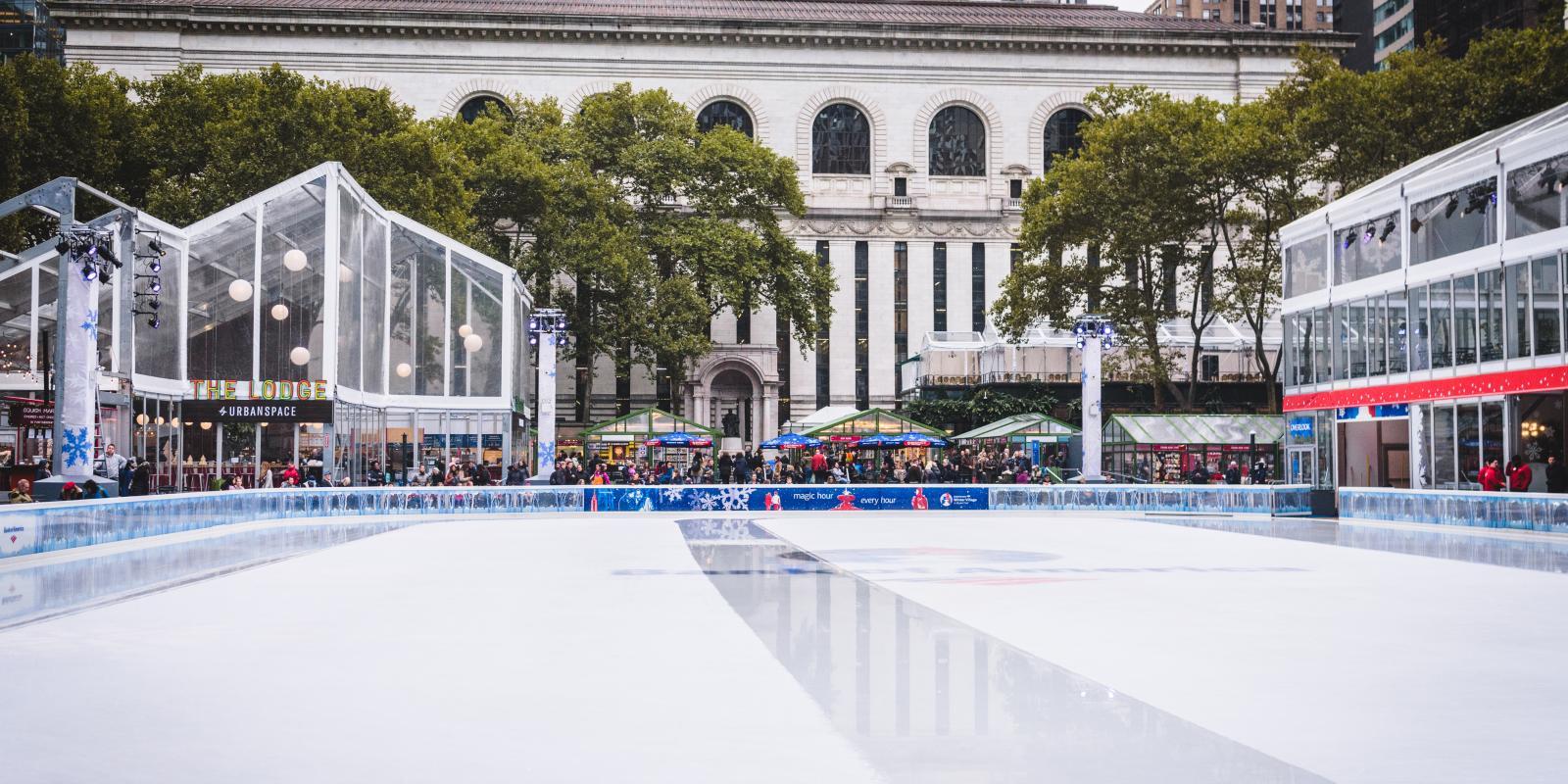 Bryant Park Ice Rink