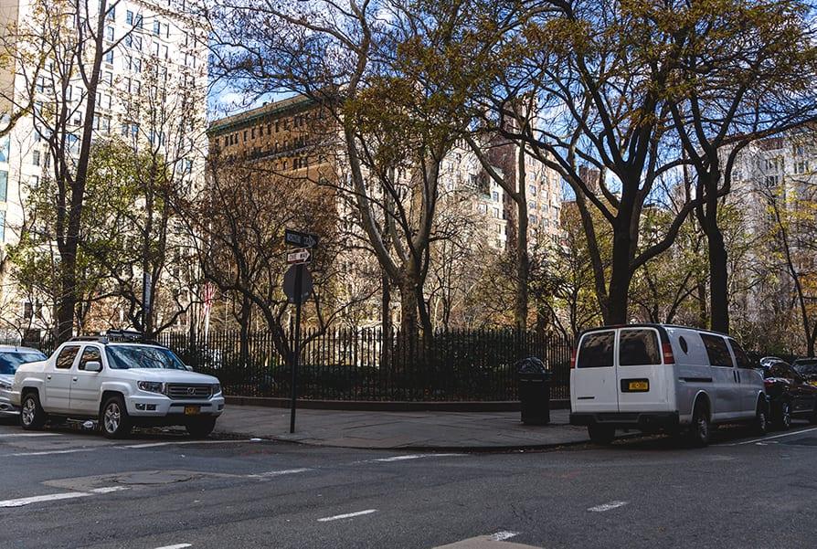 Gates of Gramercy Park