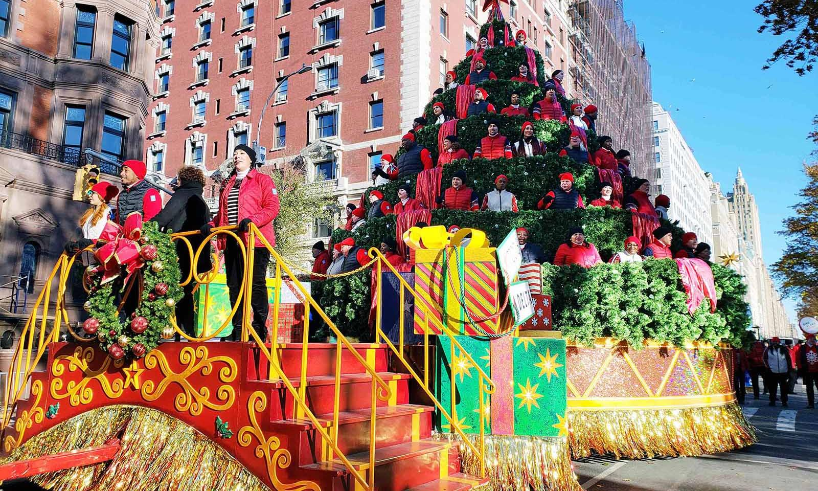 Macys Christmas Parade 2019 ▷ Macy's Thanksgiving Day Parade 2019 | With Parade Route Map
