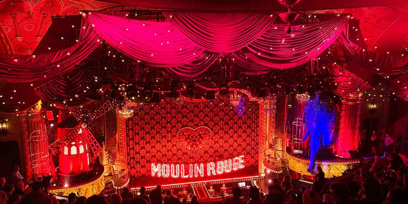 Moulin Rouge On Broadway New Musical In Nyc 2020