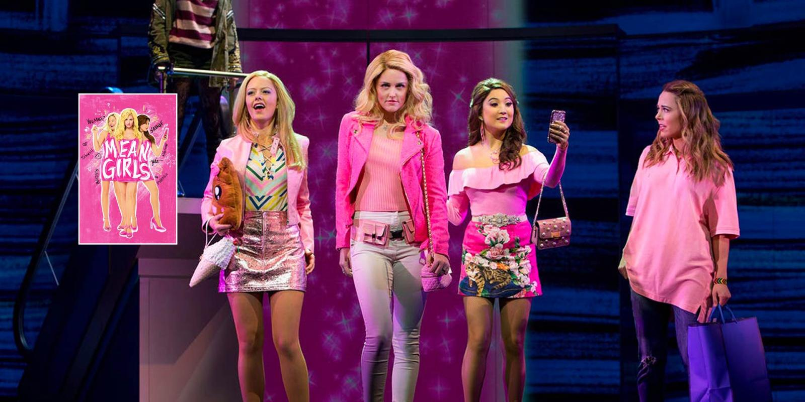 Add to myNY Home › Musicals › Mean Girls on Broadway