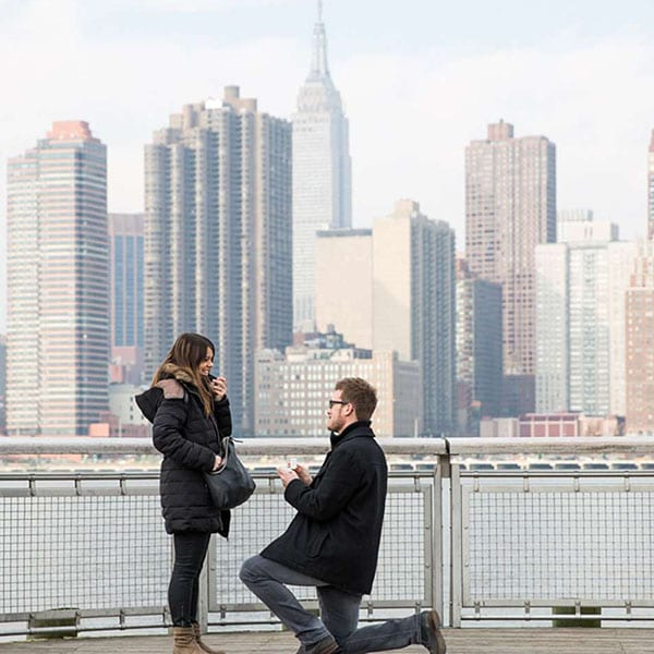 The Best Places to Propose in NYC